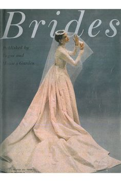 The first ever cover of BRIDES!