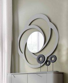 espejos modernos espejo xivalpa espejo decorativo redondo espejo calado comprar un espejo decorativo
