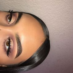 Make-up-Idee Make-up-Look: justinenatino - Augen Make-Up Cute Makeup Looks, Makeup Eye Looks, Eyeshadow Looks, Gorgeous Makeup, Pretty Makeup, Simple Makeup, Makeup Eyeshadow, Makeup Brushes, Makeup On Fleek