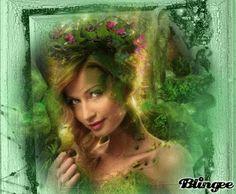 ninfa del bosque - sabrina3imi