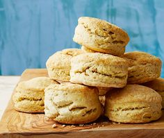 Best-ever buttermilk scones