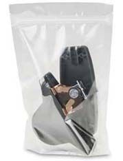 Stand-Up Zipper Bags are great for displaying your products!