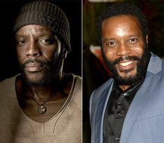 Totally not cool for Tyreese to bs killed off....smh, sad :'/