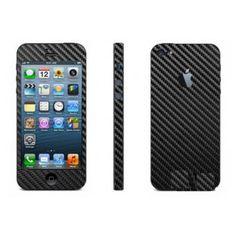 autocollant Carbon Fiber 3D iPhone 5G/4Gs/4G Noir   LIVRAISON:Livraison via AMANAPAIEMENT:Paiement à la livraison