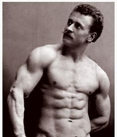 Eugen Sandow - The Father of Bodybuilding