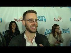 Escape from Planet Earth: Bob Barlen Premiere Interview --  -- http://wtch.it/IFyuo