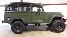 Jeep Pickup, Jeep 4x4, Jeep Truck, Willys Wagon, Jeep Willys, Old Jeep, Jeep Parts, Sweet Cars, Station Wagon