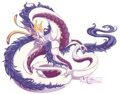 mythka white lung dragon