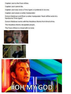 Head canon extraordinaire! Also, I would not put this past Moffat.