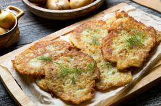 http://yemek.com/tarif/firinda-patates-pankek | Fırında Patates Pankek Tarifi