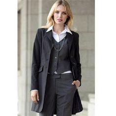 long jacket for women photo - 5