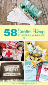 58+ EASY & CREATIVE WAYS TO CHEER UP A LOVED ONE {**FREE PRINTABLES!} | THE DATING DIVAS