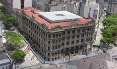 Centro Cultural Correios. #sãopaulo #sp