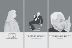 matej dlabal graphically captures the evolution of architects - designboom | architecture