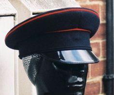 RE-PEAKED-CAP-HAT-58-L-BRITISH-ARMY-ENGINEERS-Military-Fancy-Dress-costume-pride