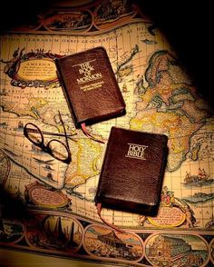 I love the scriptures: the Bible and the Book of Mormon. The word of God soothes my soul...