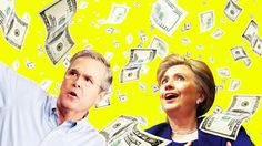 Racetrack owners, bankers, and chicken kings: Meet the ultra-rich bankrolling the Bush and Clinton dynasties. A special report by Vocativ and The Daily Beast.