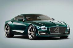 Bentley EXP 10 Speed 6 concept / 10 BEST CONCEPT CARS OF 2015