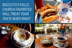 Best of Falls Church, including Elevation Burger, Original Pancake House and Natalia's Elegant Creations!