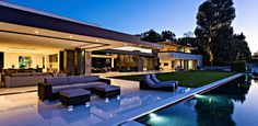 $55 Million Bel Air Luxury Residence – 864 Stradella Road, Los Angeles, CA