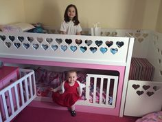 Cot Bed Front