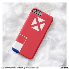 Flag of Wallis and Futuna Barely There iPhone 6 Case