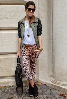 How to Rock Sneaker Wedges | You Put It On