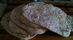 Super Easy Naan Bread