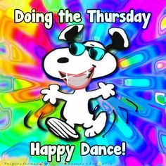 Doing The Thankful Thursday❣️ Wednesday Morning Greetings, Good Morning Thursday, Happy Thursday, Thankful Thursday, Good Morning Snoopy, Cute Good Morning Quotes, Good Morning Happy, Morning Humor Quotes, Happy Friday Dance