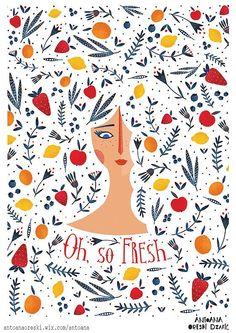 Antoana Oreski Illustration & Design | PATTERN