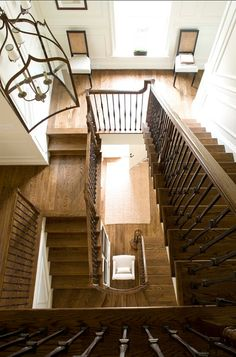 Traditional Stair Idea                               Traditional Home with Classic Interiors - Home Bunch - An Interior Design & Luxury Homes Blog