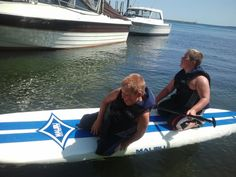 Stand Up Paddleboard (SUP) tours and rentals on Mackinac Island, Michigan - Great Turtle Kayak Tours