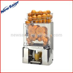 Source commerical auto feed orange juicer juice machine on m.alibaba.com