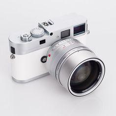Leica M9-P White Edition Set - 23/50 - Leica Store Miami