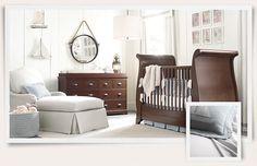 Restoration Hardware Baby boys room