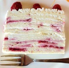 Voćna rozen torta / recept - Zalogaj