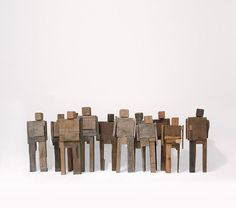 wooden men by Perpetual Disappointment