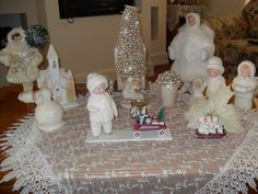 snowbabies and angels