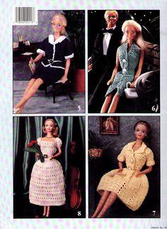 Barbie Office to Evening - Carey Richards - Picasa Albums Web