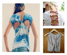 Ideas for DIY Tees - http://heeyfashion.com/2015/05/ideas-for-diy-tees/