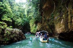 Green Canyon, Pangandaran ~ Indonesia