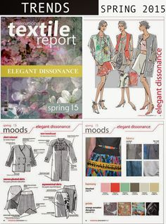 Trends // Textile Report No. 1/2014 Spring/Summer 2015