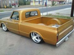 Classic Chevy truck.