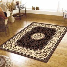 NEW 160 x 230 Modern Designer Patterned Floor Rug Carpet Brown Flooring, Brown Rug, Rugs In Living Room, Floor Rugs, Rugs, Rugs Online, Floor Patterns, Rugs On Carpet, Home Decor