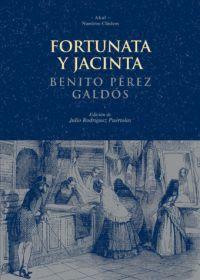Fortunata y Jacinta, de Benito Pérez Galdós  1216 páginas