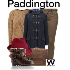 Inspired by Ben Whishaw (voice) as the title character in 2015's Paddington.