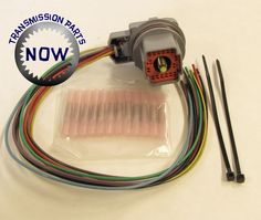 Ford Transmission 5r55w 5r55s Explorer Solenoid Connector Repair Wiring 46445ak Ford 4r70wclutches Ford Transmissions Transmission Repair