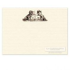 Alexa Pulitzer Bulldogs Note cards