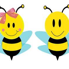 Decoração de festa no tema abelha e ou mel - Molde Abelha Mel - Vídeo completo do passo a passo no nosso canal no youtube e vídeo mais rápido no facebook. #decoraçãodefesta #festaabellhinha #diy