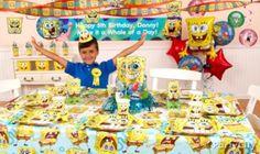 SpongeBob Party Ideas - SpongeBob Birthday Party Ideas - Party City